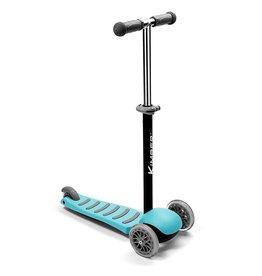 PlaSmart Inc Kimber Verve 3-Wheel Jr Kick Starter - Blue