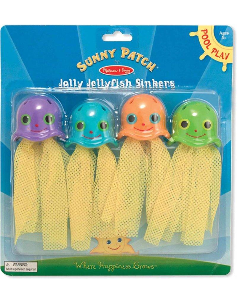 Melissa & Doug Sunny Patch Jolly Jellyfish Sinkers