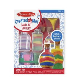 Melissa & Doug Craft Kit Created By Me Sand Art Bottles