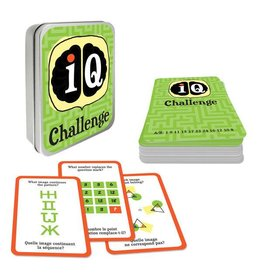 Family Games America Card Game - IQ Challenge