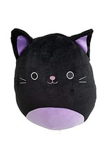 "Zoofy International INC Squishmallows Halloween 5"" Plush - Black Cat"