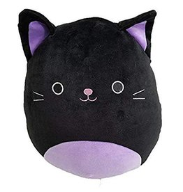 "Zoofy International INC Squishmallows Halloween 5"" Plush - Black Cat"