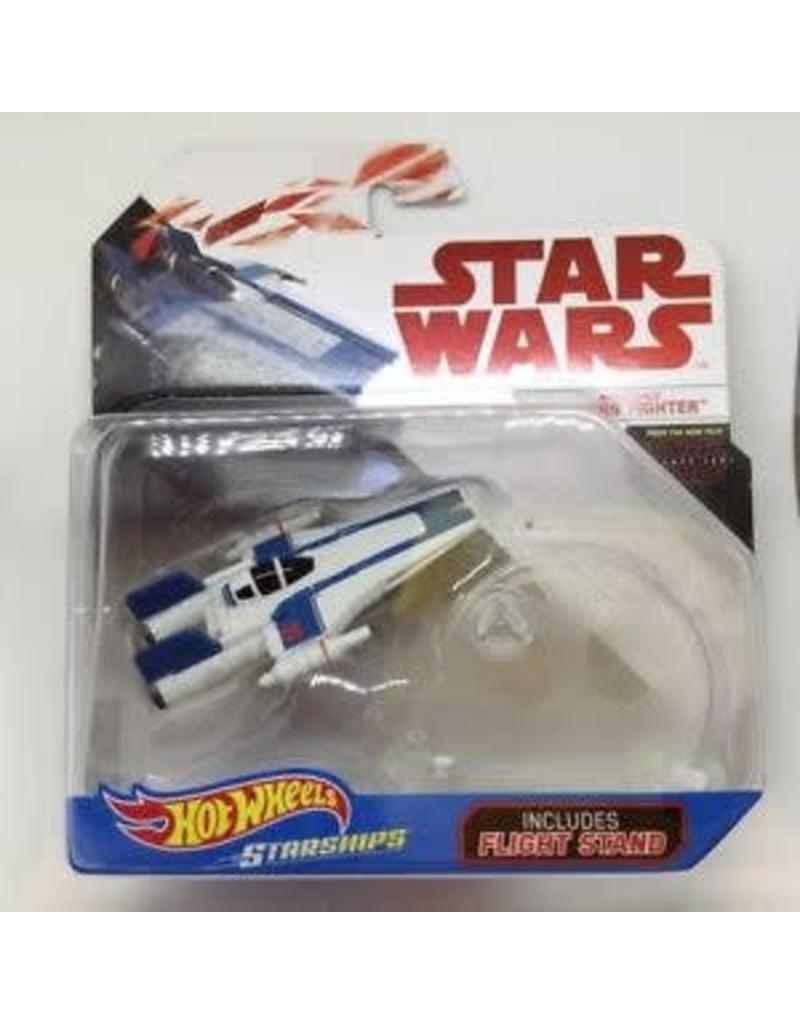 Hot Wheels Star Wars - Resistance A-Wing Fighter