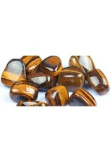 Squire Boone Village Rock/Mineral - Tiger's Eye (Tumbled)