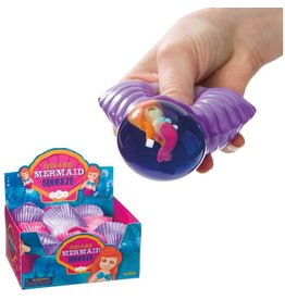 Toysmith Peekaboo Mermaid Squeeze