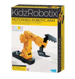 Toysmith KidzRobotix Motorised Robotic Arm