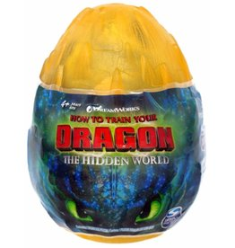 Toysmith How to Train Your Dragon - Yellow Egg