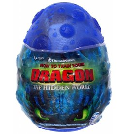 Toysmith How to Train Your Dragon - Blue Egg