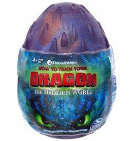 Toysmith How to Train Your Dragon - Purple Egg