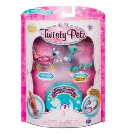 Toysmith Twisty Petz - Series 1 - Pixie Mouse & Radiant Roo
