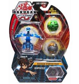 Toysmith Bakugan Battle Planet- Starter Kit - Serpenteze
