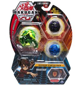 Toysmith Bakugan Battle Planet- Starter Kit - Maxotaur