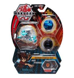 Toysmith Bakugan Battle Planet- Starter Kit - Haos Hydorous