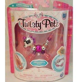 Toysmith Twisty Petz - Series 1 - Shimmerella Pony