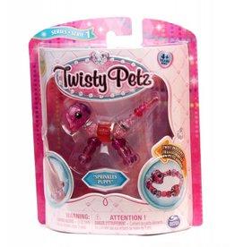 Toysmith Twisty Petz - Series 1 - Sprinkles Puppy