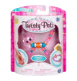 Toysmith Twisty Petz - Series 1 - Purrball Kitty