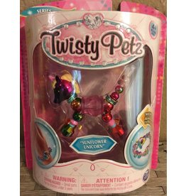 Toysmith Twisty Petz - Series 1 - Sunflower Unicorn