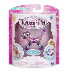 Toysmith Twisty Petz - Series 1 - Kurly Kitty
