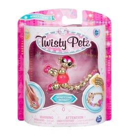 Toysmith Twisty Petz - Series 1 - Honeycomb Monkey