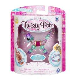 Toysmith Twisty Petz - Series 1 - Taffy Poodle