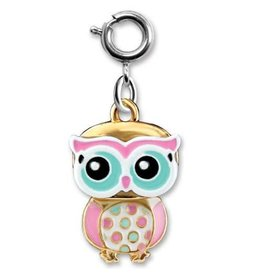 CHARM IT! Charm It! Swivel Owl Charm