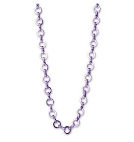CHARM IT! Charm It! Purple Chain Necklace