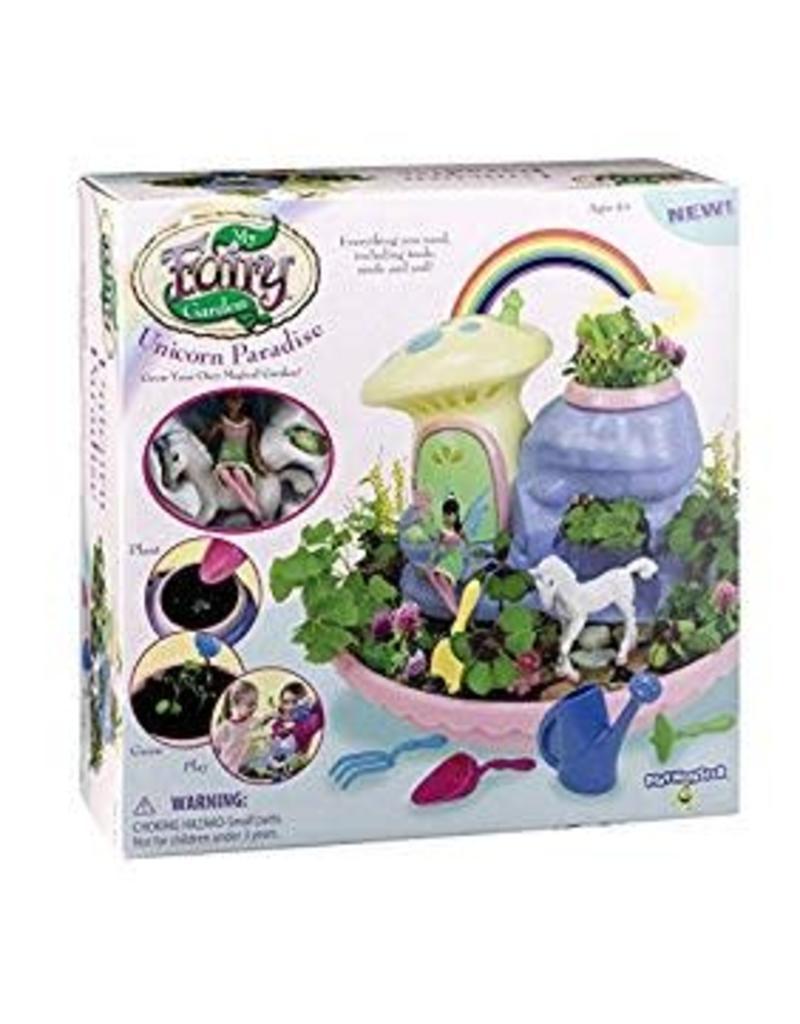 PLAYMONSTER My Fairy Garden - Unicorn Paradise