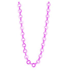 CHARM IT! Charm It! Pink Chain Necklace