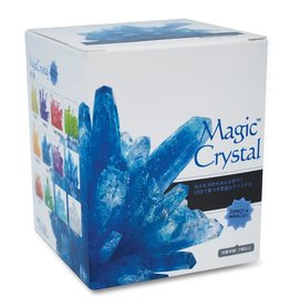 Tedco Toys Magical Crystal - Blue