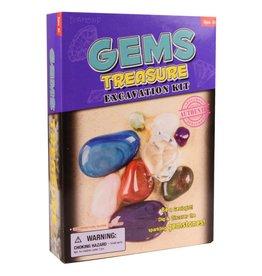 Tedco Toys Gems Treasure Dig
