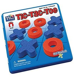 PLAYMONSTER Tic-Tac-Toe