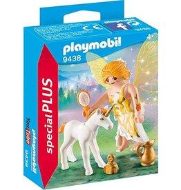 Playmobil Playmobil Sun Fairy With Unicorn Foal