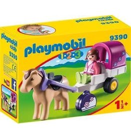 Playmobil Playmobil Horse-Drawn Carriage