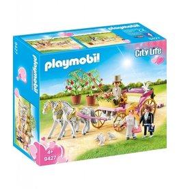 Playmobil Playmobil Wedding Carriage 9427