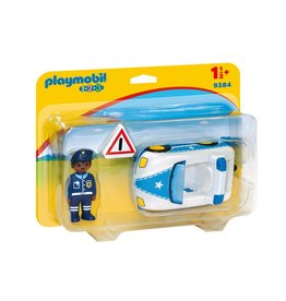 Playmobil Playmobil 123 Police Car