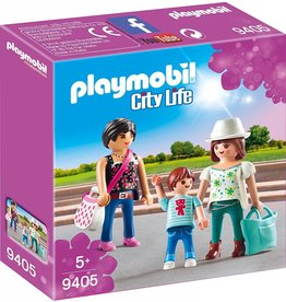 Playmobil Playmobil City Life - Shoppers