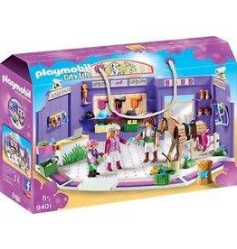Playmobil 123 Playmobil City Life - Horse Tack Shop