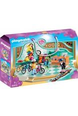 Playmobil Playmobil City Life - Bike & Skate Shop