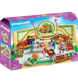 Playmobil Playmobil City Life - Grocery Shop