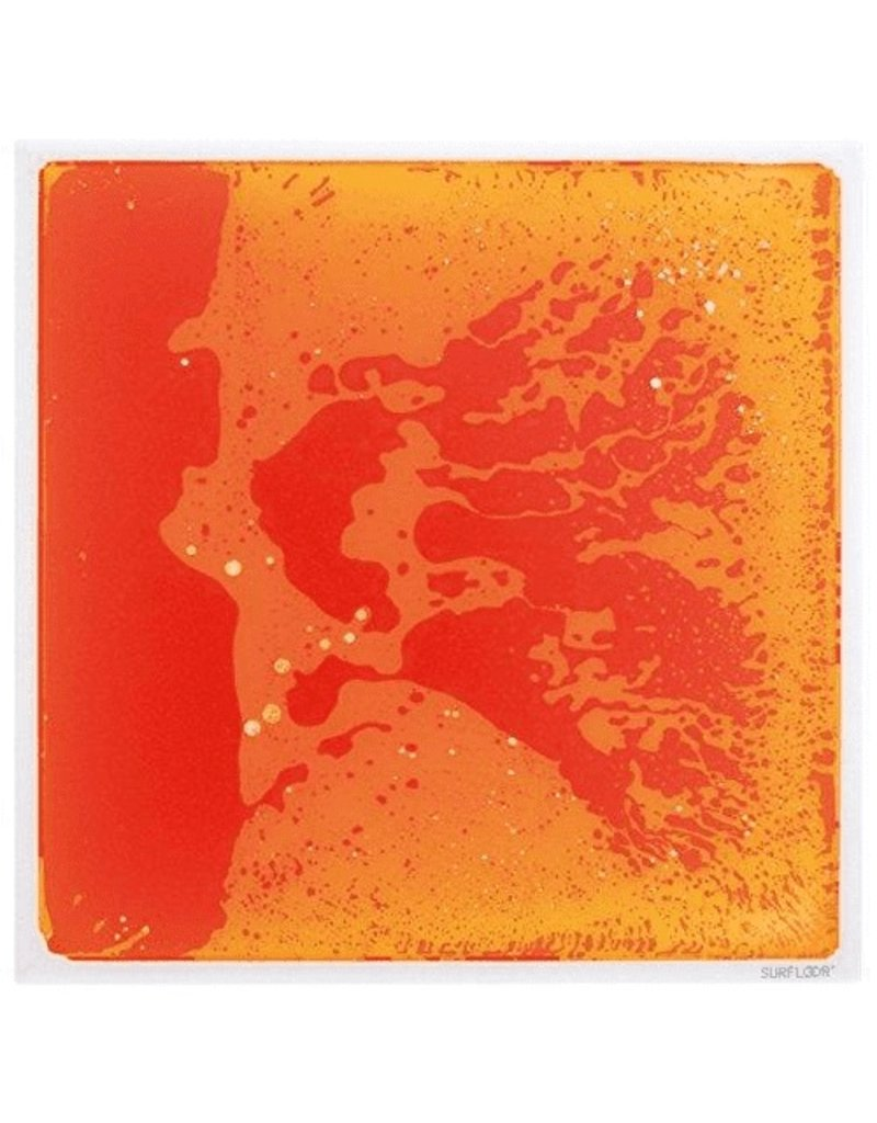 Spooner Boards Surfloor Liquid Tile - Orange