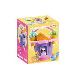 Playmobil Playmobil Ice Cream Shop Sand Bucket
