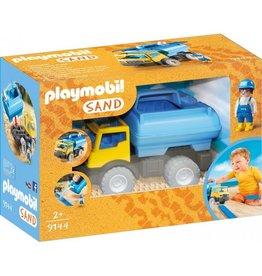 Playmobil Playmobil Sand - Water Tank Truck