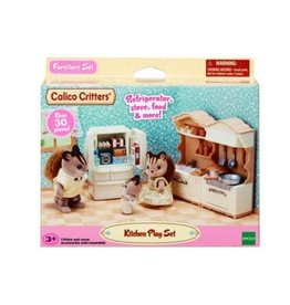 Calico Critters Calico Critters Kitchen Play Set
