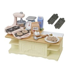 Calico Critters Calico Critters Kitchen Island