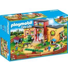 Playmobil Playmobil Tiny Paws Pet Hotel