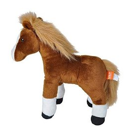 Wild Republic Plush Horse Stand Brown