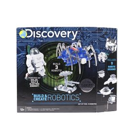 Discovery Kids Discovery: Robotics