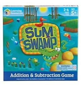 Learning Resources Game - Sum Swamp Addition & Subtraction