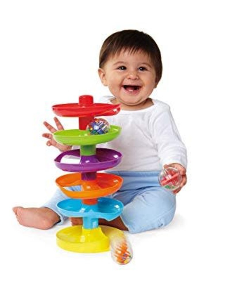 Kidoozie Light 'n Roll Ball Tower