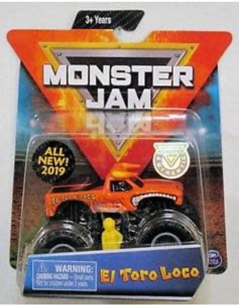 Spin Master Monster Jam: El Toro Loco